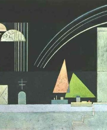 Vassily Kandinsky: At Rest