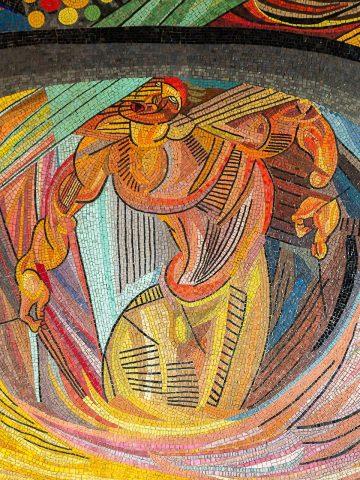 Otto Freundlich: Die Geburt des Menschen