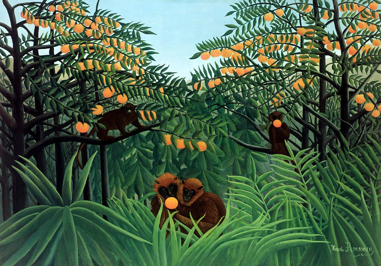 Rousseau: Tropics