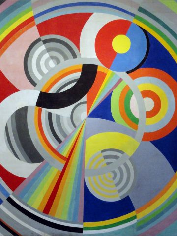 Robert Delaunay, 1938, Rythme n°1